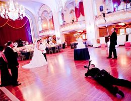 Boston Park Plaza is a  World Class Wedding Venues Gold Member