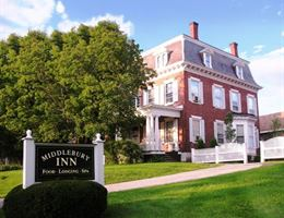 Middlebury Inn is a  World Class Wedding Venues Gold Member