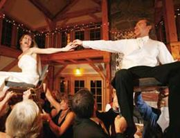 Cliffside Lodge At Camp North Star is a  World Class Wedding Venues Gold Member