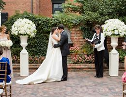 Decatur House on Lafayette Square is a  World Class Wedding Venues Gold Member