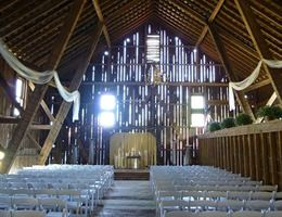 Barn at the Meadows is a  World Class Wedding Venues Gold Member