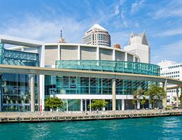 Cobo Center is a  World Class Wedding Venues Gold Member