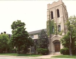 First Unitarian Church At EMEAC At Cass Corridor Commons is a  World Class Wedding Venues Gold Member