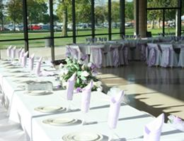 Stony Creek Sunset Terrace is a  World Class Wedding Venues Gold Member