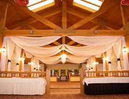 Sullivan's Black Forest is a  World Class Wedding Venues Gold Member