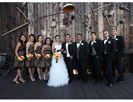 Pomona Valley Mining Company is a  World Class Wedding Venues Gold Member