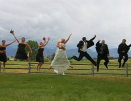 Flying Horse MT is a  World Class Wedding Venues Gold Member