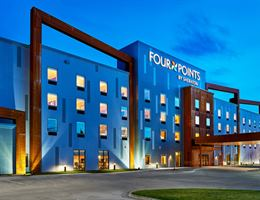 Four Points by Sheraton is a  World Class Wedding Venues Gold Member