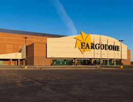 Fargo Dome is a  World Class Wedding Venues Gold Member