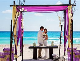 Le Blanc Spa Resort is a  World Class Wedding Venues Gold Member