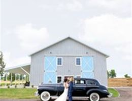 Blue Haven Barn and Garden is a  World Class Wedding Venues Gold Member