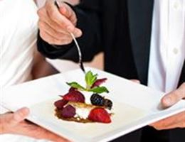 Chef Dominique's Catering And Banquet Facility is a  World Class Wedding Venues Gold Member