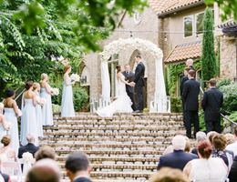 Aristide Mansfield is a  World Class Wedding Venues Gold Member