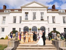 Gosfield Wedding Hall Venue is a  World Class Wedding Venues Gold Member