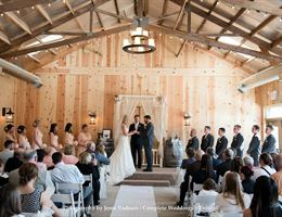 Roca Ridge Events is a  World Class Wedding Venues Gold Member