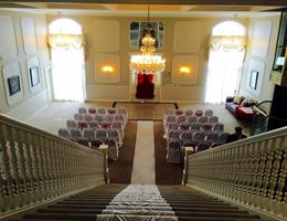 The White House Of Ogden is a  World Class Wedding Venues Gold Member