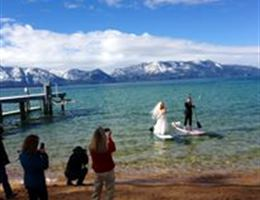 Edgewood Tahoe is a  World Class Wedding Venues Gold Member