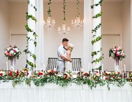 Gray Gables Estate is a  World Class Wedding Venues Gold Member