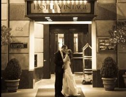 Hotel Vintage Portland is a  World Class Wedding Venues Gold Member