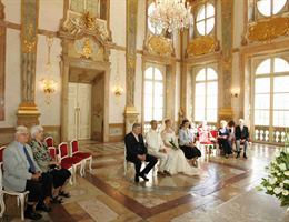 Marble Hall is a  World Class Wedding Venues Gold Member