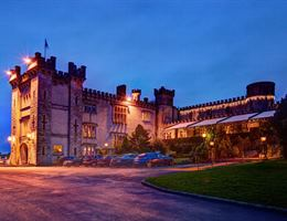 Cabra Castle is a  World Class Wedding Venues Gold Member