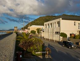 Kingsgate Hotel Greymouth is a  World Class Wedding Venues Gold Member