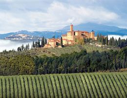 Castello Banfi is a  World Class Wedding Venues Gold Member