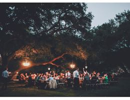 Oak Canyon Ranch is a  World Class Wedding Venues Gold Member