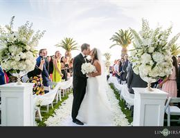 Bel Air Bay Club is a  World Class Wedding Venues Gold Member