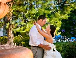 Los Coyotes Country Club is a  World Class Wedding Venues Gold Member