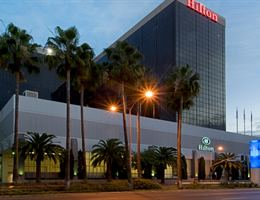 Hilton Los Angeles Airport is a  World Class Wedding Venues Gold Member