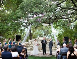 House on The Hill Austin is a  World Class Wedding Venues Gold Member
