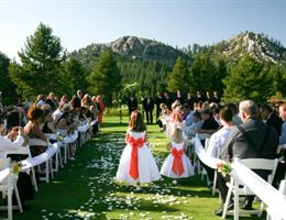 Lake Tahoe Golf Course is a  World Class Wedding Venues Gold Member