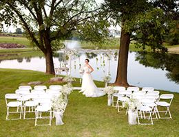 Woods Fort is a  World Class Wedding Venues Gold Member