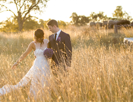 The Woolshed at Jondaryan is a  World Class Wedding Venues Gold Member