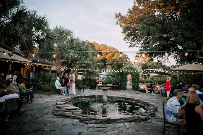 Wedding Venues In North Carolina.Carolina Home And Garden A Magical Garden Coastal Wedding Venue