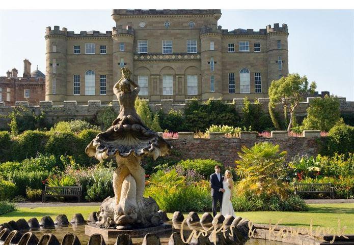 Fairy Tale Weddings At A Scotland Castle Culzean Castle And