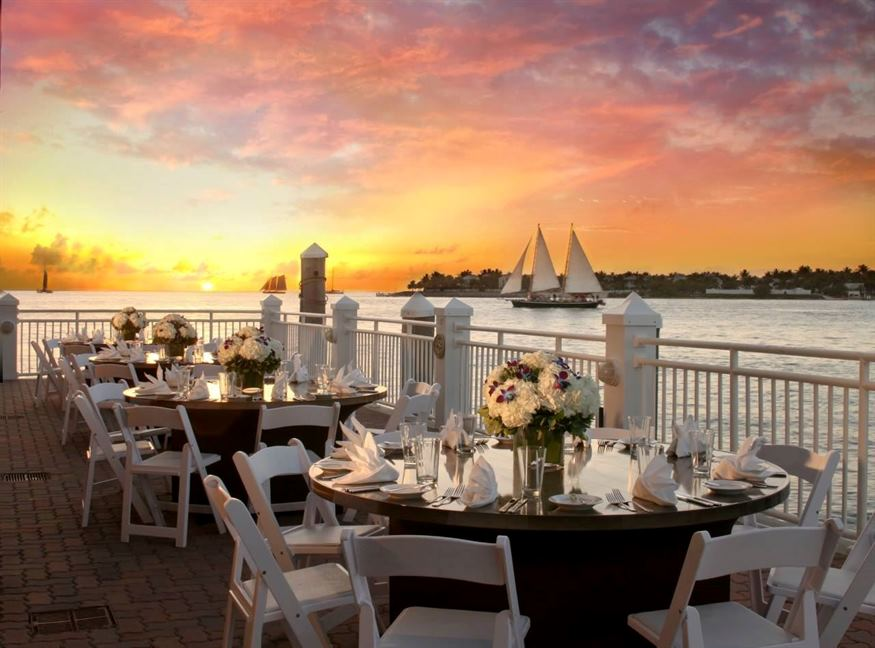 Pier House Resort and Spa, Key West, Florida